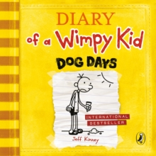 Dog Days (Diary of a Wimpy Kid book 4), CD-Audio Book
