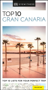Top 10 Gran Canaria, Paperback / softback Book