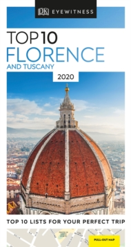 DK Eyewitness Top 10 Florence and Tuscany : 2020, Paperback / softback Book