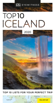 DK Eyewitness Top 10 Iceland : 2020, Paperback / softback Book
