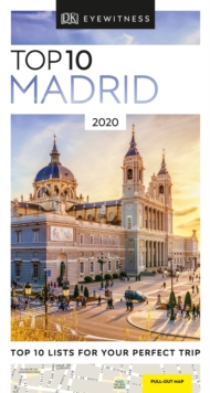 DK Eyewitness Top 10 Madrid : 2020, Paperback / softback Book