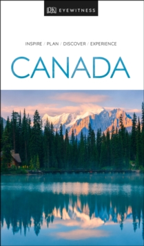 DK Eyewitness Travel Guide Canada, Paperback / softback Book