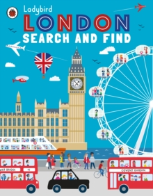 Ladybird London: Search and Find, Paperback / softback Book