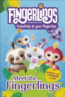 Meet the Fingerlings, Hardback Book
