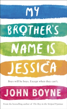 My Brother's Name is Jessica, EPUB eBook