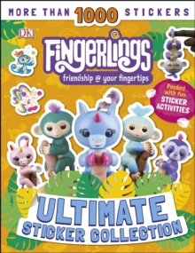 Fingerlings Ultimate Sticker Collection : With more than 1000 stickers, Paperback / softback Book