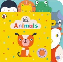 Baby Touch: Animals Tab Book, Board book Book