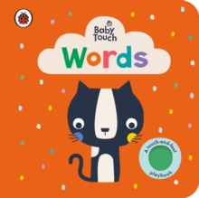 Baby Touch: Words, Board book Book