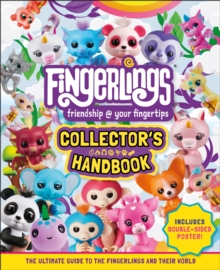 Fingerlings Collector's Handbook : Includes Double-sided Poster, Hardback Book
