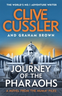 Journey of the Pharaohs : Numa Files #17, Hardback Book