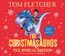 The Christmasaurus, CD-Audio Book