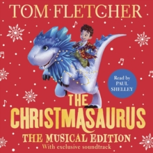 The Christmasaurus, eAudiobook MP3 eaudioBook