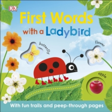First Words with a Ladybird, Board book Book