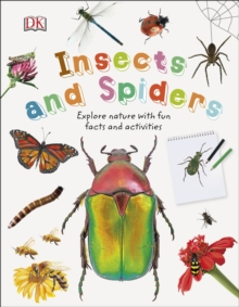 Insects and Spiders : Explore Nature with Fun Facts and Activities, EPUB eBook