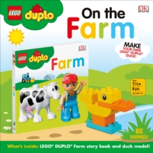 LEGO DUPLO On the Farm, Board book Book