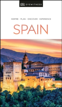 DK Eyewitness Spain, Paperback / softback Book