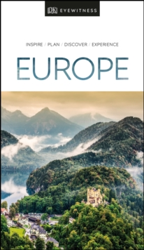 DK Eyewitness Europe, Paperback / softback Book