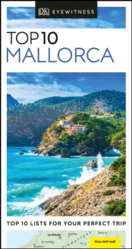 DK Eyewitness Top 10 Mallorca, Paperback / softback Book