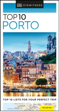 DK Eyewitness Top 10 Porto, Paperback / softback Book