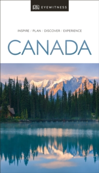 DK Eyewitness Travel Guide Canada, EPUB eBook