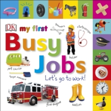 My First Busy Jobs Let's Go To Work, EPUB eBook