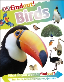 DKfindout! Birds, PDF eBook