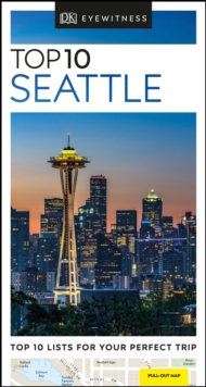 DK Eyewitness Top 10 Seattle, Paperback / softback Book