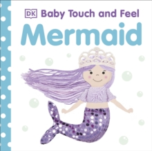 Baby Touch and Feel Mermaid, Board book Book