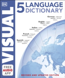 5 Language Visual Dictionary, Paperback / softback Book