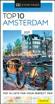 DK Eyewitness Top 10 Amsterdam, Paperback / softback Book