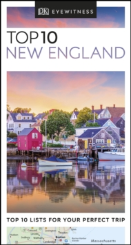 DK Eyewitness Top 10 New England, PDF eBook