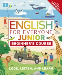 English for Everyone Junior: Beginner's Course, Hardback Book