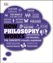 How Philosophy Works : The concepts visually explained, PDF eBook