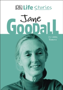 DK Life Stories Jane Goodall, EPUB eBook