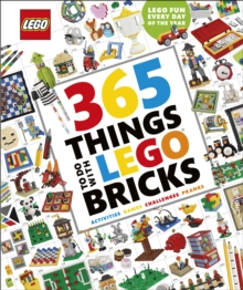 365 Things to Do with LEGO (R) Bricks, Hardback Book