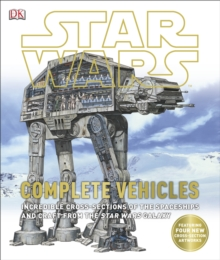 Star Wars Complete Vehicles, EPUB eBook