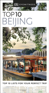 DK Eyewitness Top 10 Beijing, EPUB eBook