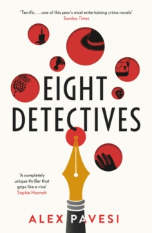 Eight Detectives, Hardback Book