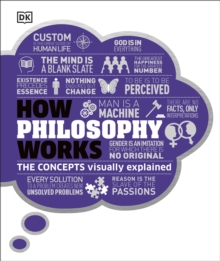 How Philosophy Works : The concepts visually explained, EPUB eBook