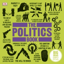 The Politics Book : Big Ideas Simply Explained, eAudiobook MP3 eaudioBook