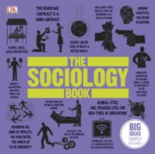 The Sociology Book : Big Ideas Simply Explained, eAudiobook MP3 eaudioBook