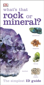 What's that Rock or Mineral?, Paperback / softback Book