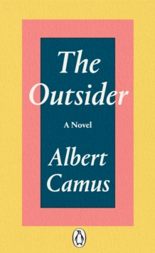 The Outsider, Paperback / softback Book