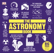 The Astronomy Book : Big Ideas Simply Explained, eAudiobook MP3 eaudioBook