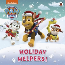 Paw Patrol: Holiday Helpers, Paperback / softback Book