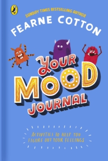 Your Mood Journal, Hardback Book