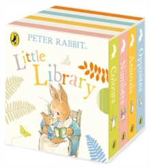 Peter Rabbit Tales: Little Library, Board book Book