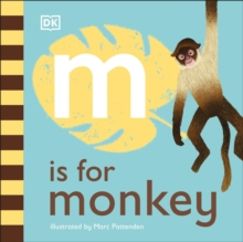 M is for Monkey, Board book Book