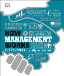 How Management Works : The Concepts Visually Explained, PDF eBook