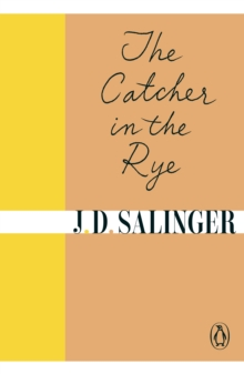 The Catcher in the Rye, Paperback Book